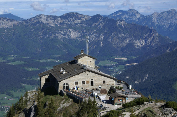 Eagles Nest in Berchtesgaden Tour from Salzburg