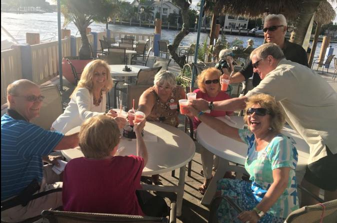 Pompano Beach Sunset Dinner Tour