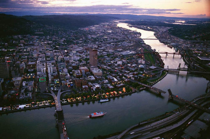 Best of Portland Small-Group Sightseeing Tour