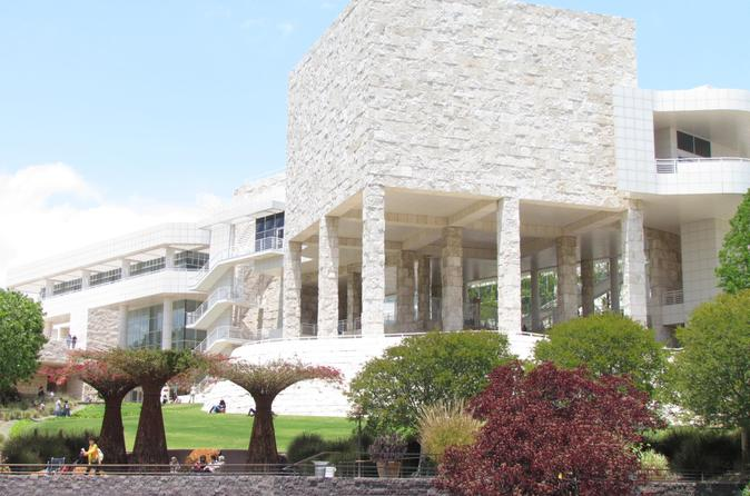 The Getty Center Museum & Movie Stars Homes Tour from Santa Monica