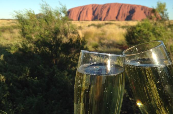 4-Hour Uluru Sunset Tour from Yulara