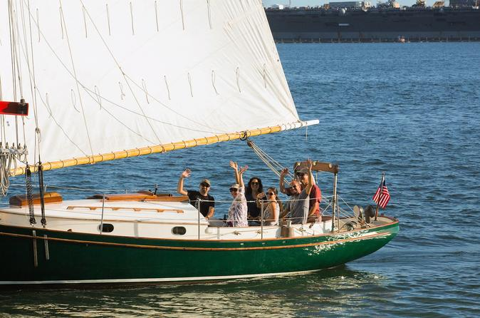 Private San Diego Sailing Adventure