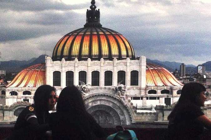 5-hour Private Guided Tour: Mexico City Historical Center Must-See Highlights