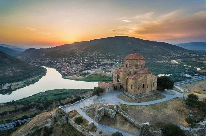 Full Day Private Tour in Mtskheta Gori Uplistsikhe
