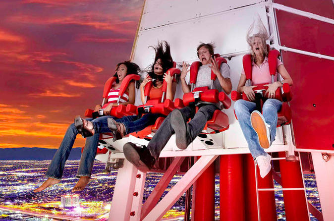 Exclusivo: Las Vegas Thrill Pass