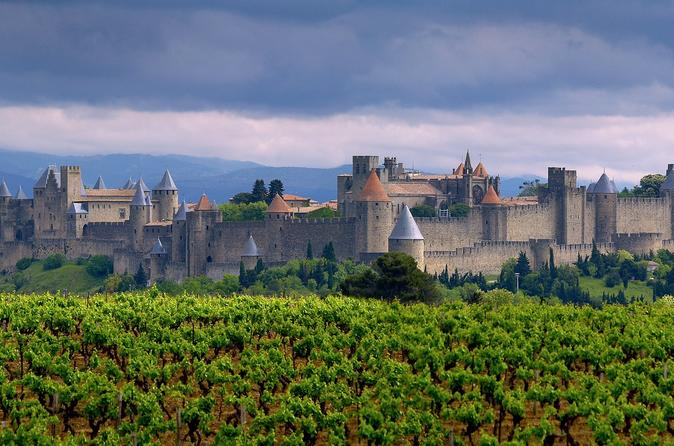 Day Trip to Carcassonne Cite Medievale and Comtale Castle Tour from Toulouse