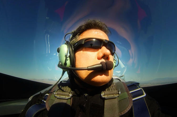 Fighter Pilot Experience in San Diego