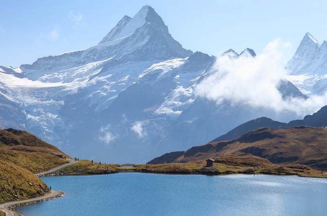 2-Day Jungfraujoch Top of Europe Tour from Lucerne: Interlaken or Grindelwald