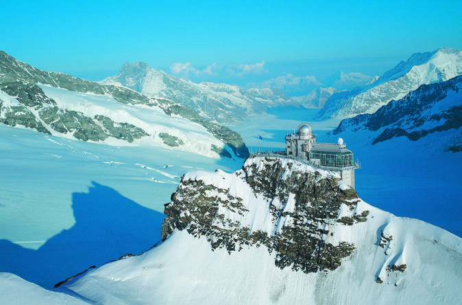 Jungfraujoch Top of Europe Day Trip from Interlaken