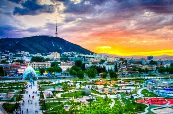 One Day Tour to Tbilisi and Mtskheta