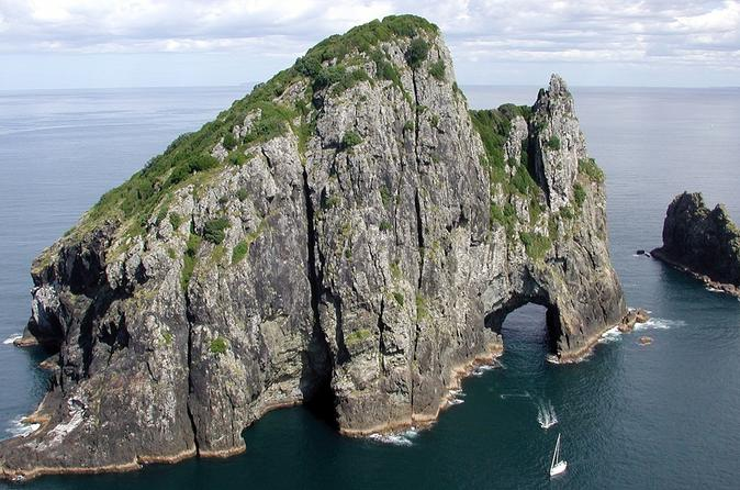 Cape Brett 'Hole in the Rock' Cruise departs Auckland
