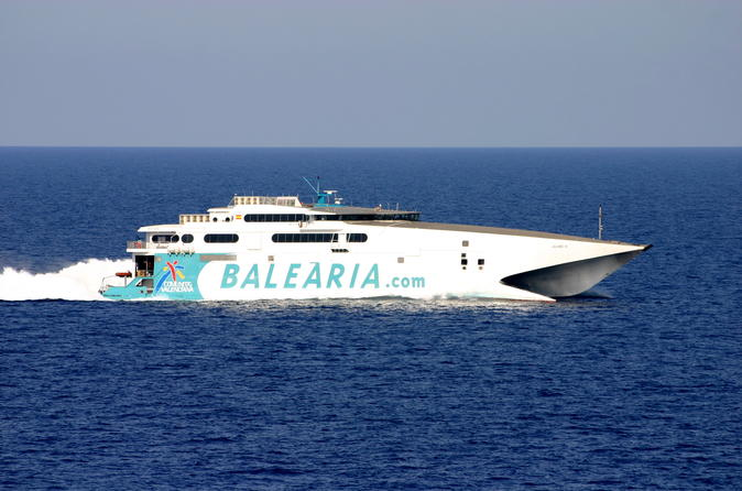 Grand Bahama Round-Trip Ferry Ride from Fort Lauderdale