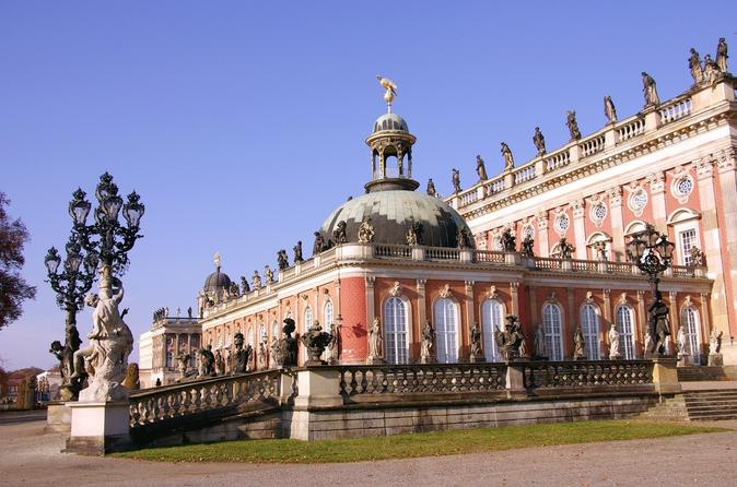 Tours in berlin germany lonely planet for Berlin to dresden train