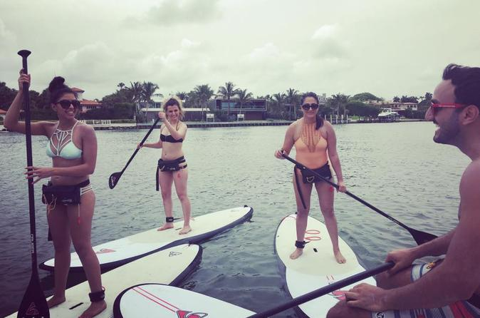 2 Hour Miami Beach Paddle Board Rental