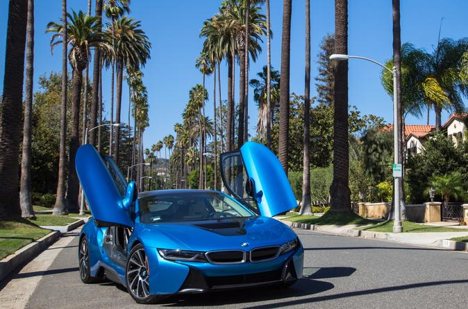 3-Hour Private Customized Sports Car Drive Tour
