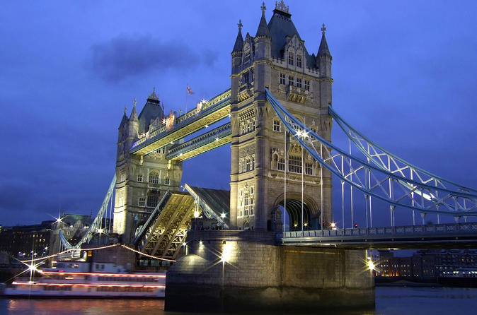 Chauffeured Tours Of London