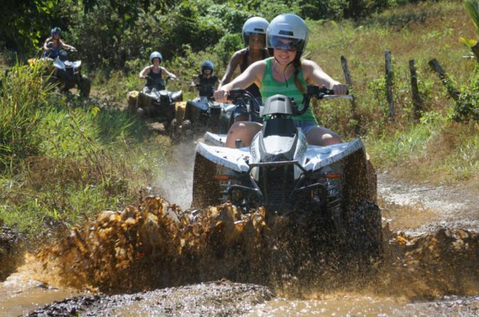 Jamaican ATV Off-Road Adventure in Sandy Bay