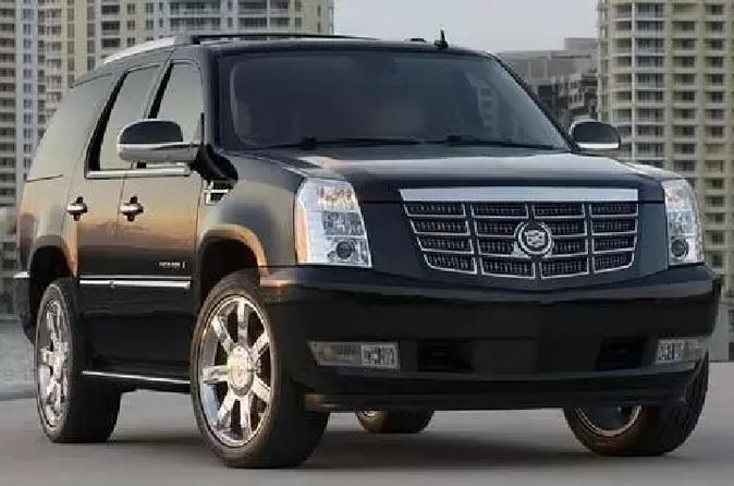 Departure Private Transfer San Diego to San Diego Airport SAN in Executive SUV