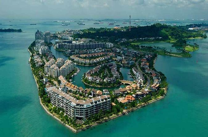 Sentosa Island Lonely Planet