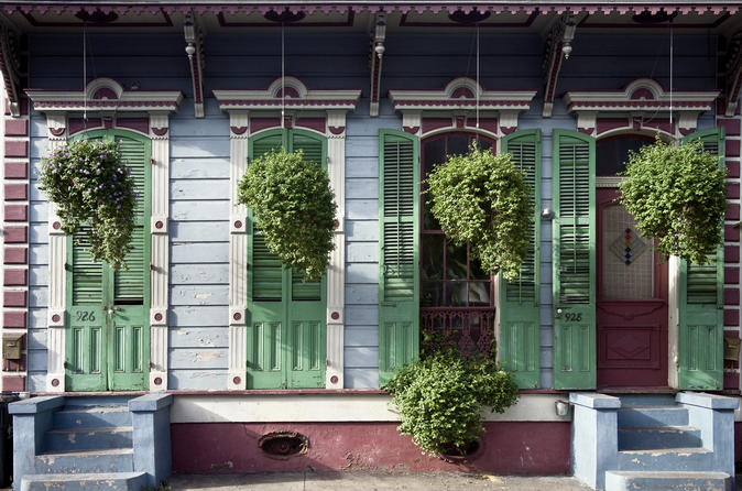 Garden District Walking Tour in New Orleans