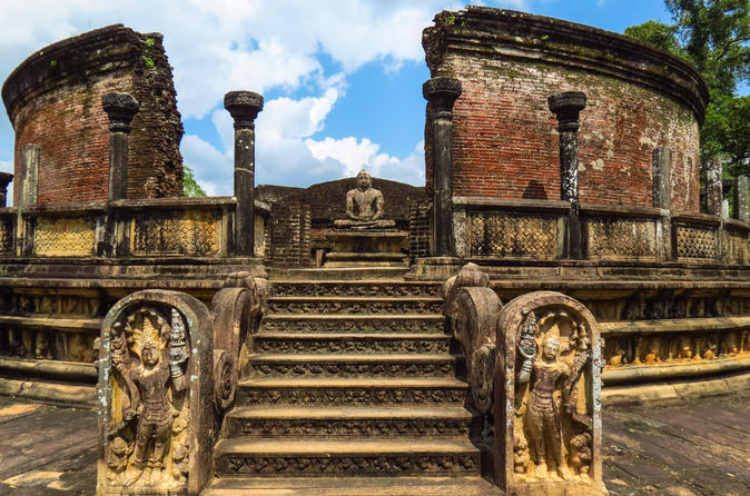 Private tour to polonnaruwa kingdom from Sigiriya-Sri Lanka