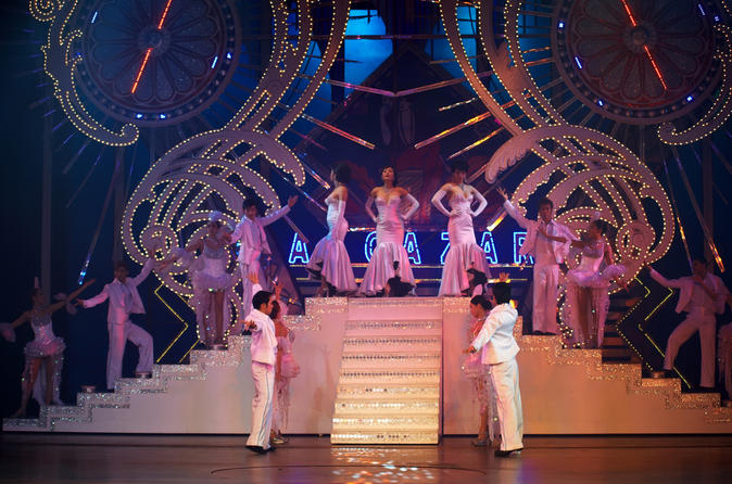 Pattaya Tiffany Show With Private Transfers