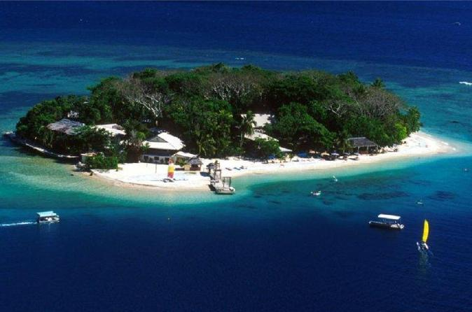 Shore Excursion: Full-Day Vanuatu Sightseeing Tour from Port Vila