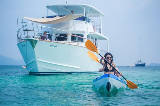 Private Shiraz Yacht Charter from Pattaya