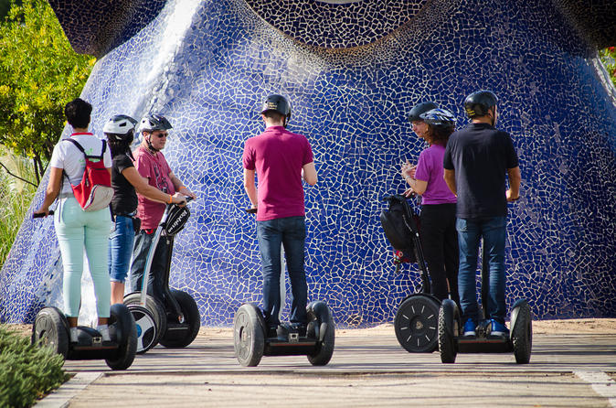 Full Valencia Segway Tour