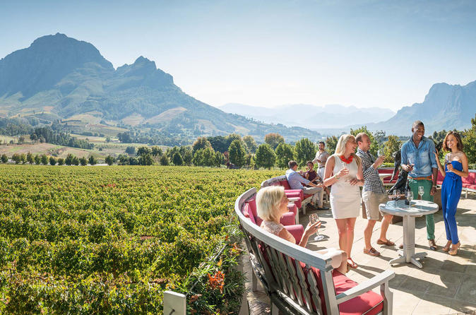 Full-Day Private Wine Tour from Paarl