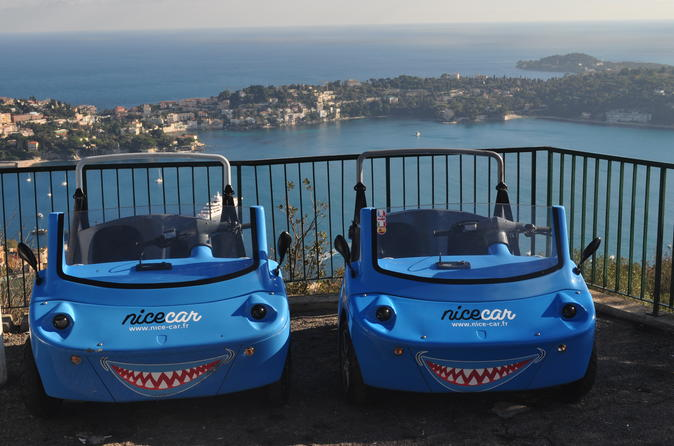 Self-Drive Tour of the French Riviera