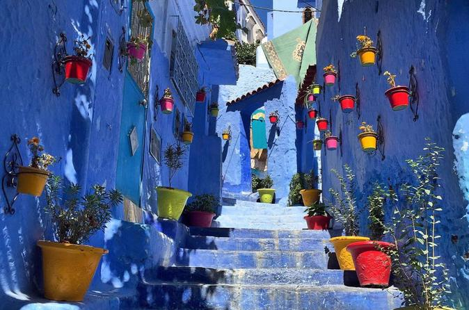 7 DAYS PRIVATE TOUR FROM CASABLANCA to desert and Chefchaouen