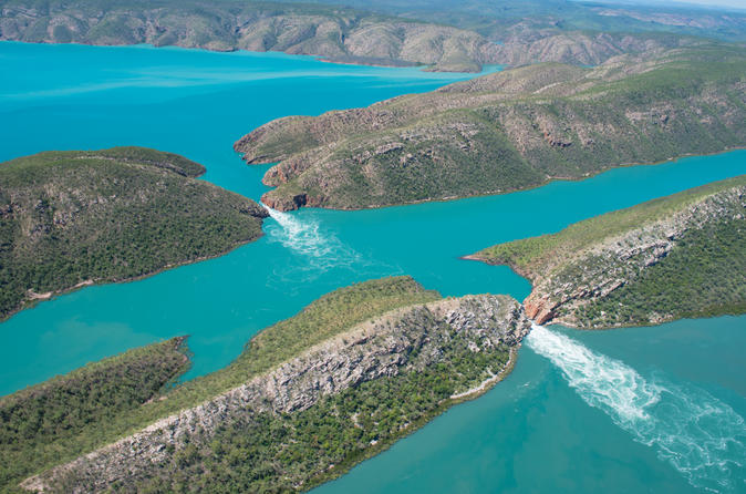 Half-Day Buccaneer Archipelago by Air and Land from Broome