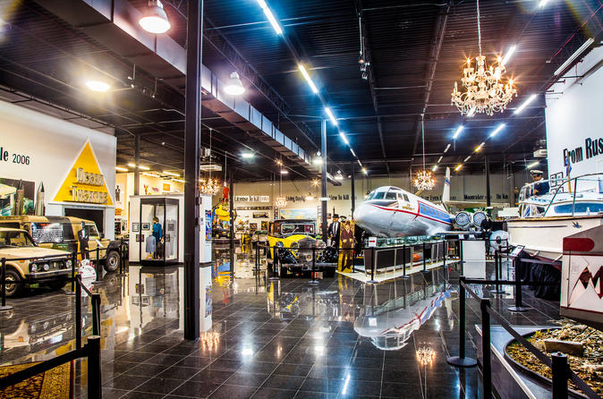 2-Hour Miami Auto Museum Tour
