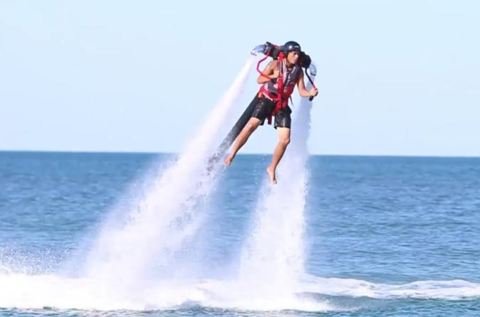 Exmouth Jetpack Experience