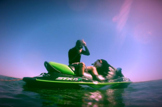 Guided Jet Ski and Snorkel Tour from Exmouth