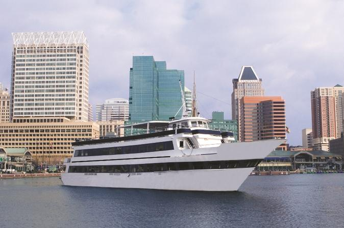 Spirit of Baltimore Dinner Cruise with Buffet
