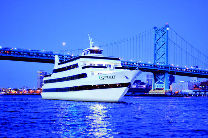 Spirit of Philadelphia Dinner Cruise with Buffet