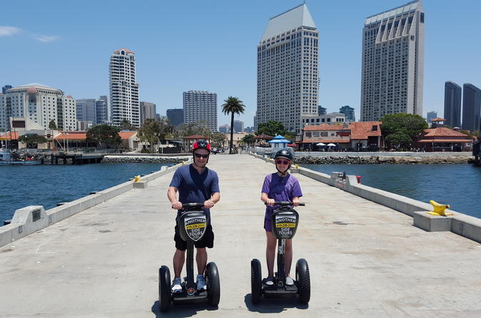 Early Bird Segway Tour of San Diego