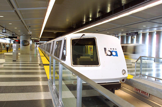 BART SFO Voucher