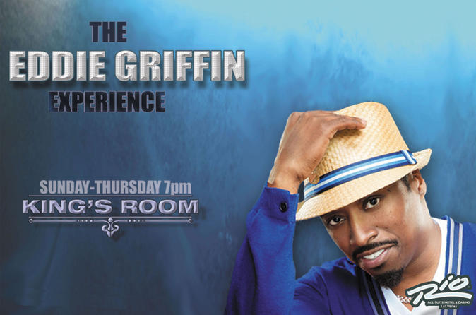 EDDIE GRIFFIN EN RIO HOTEL AND CASINO