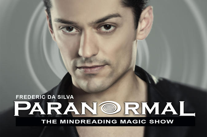 Paranormal - The Mindreading Magic Show en Ballys Las Vegas