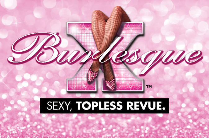 X BURLESQUE EN EL FLAMINGO HOTEL AND CASINO