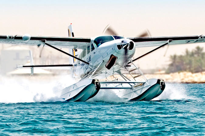 Dubai Seaplane Flight