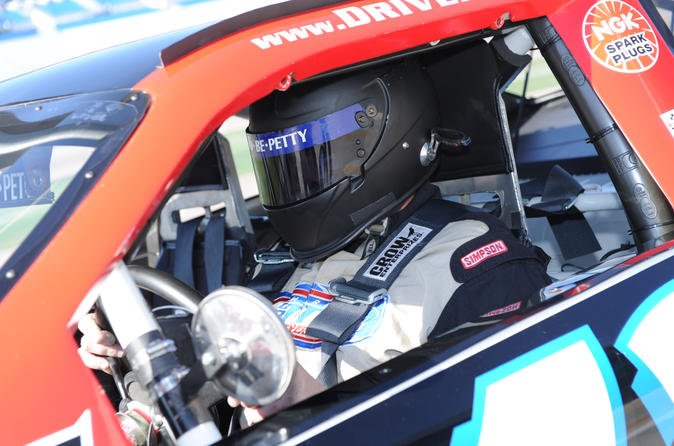 Las Vegas Race Car Driving - Richard Petty Rookie Experience