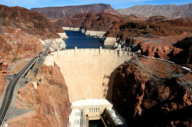 Small-Group Hoover Dam VIP Tour from Las Vegas