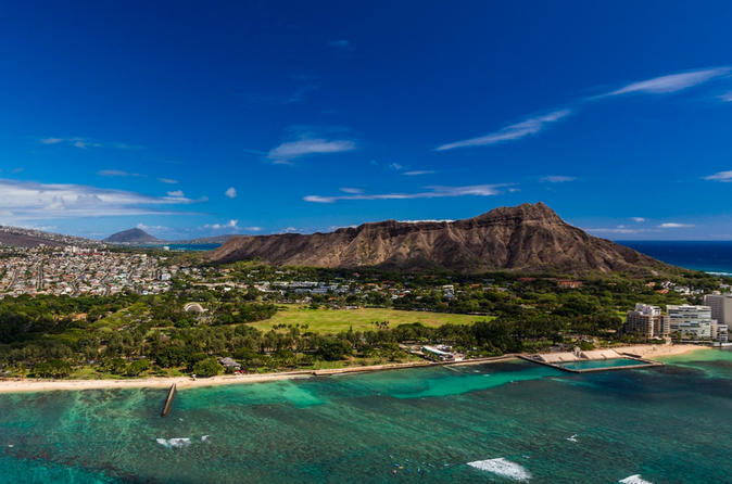 Diamond Head Scenic