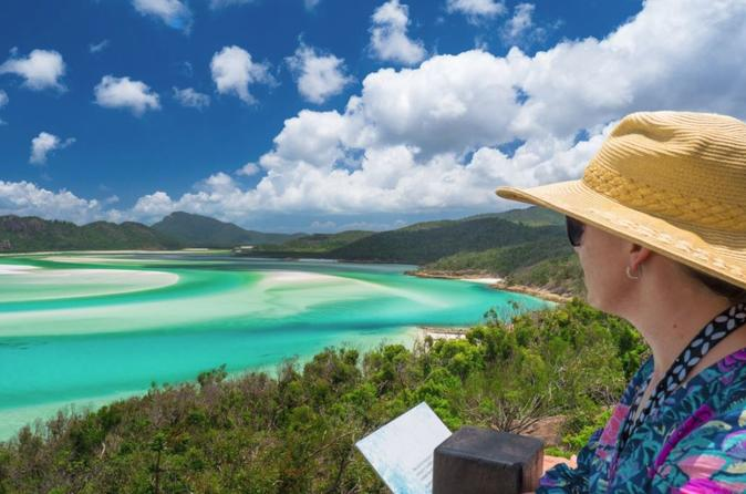 Whitehaven Beach Cruise Including Hill Inlet Walk