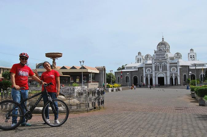 Cartago by Rail from San Jose: Bike Ride and Market Tour