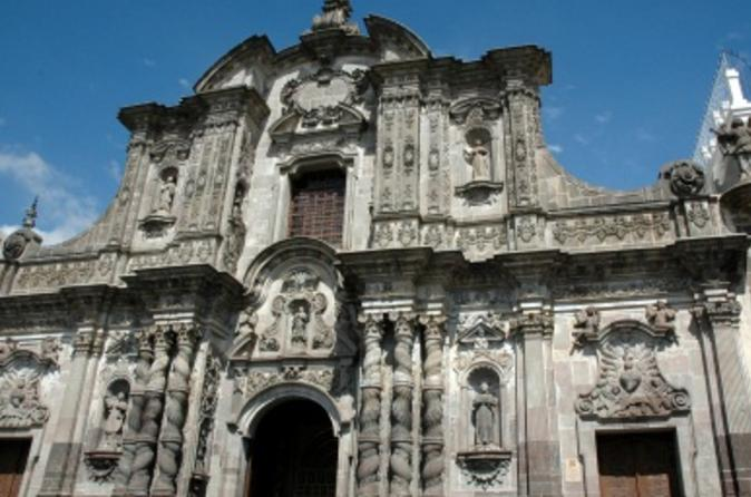 Old Town Quito Sightseeing and Food Walking Tour